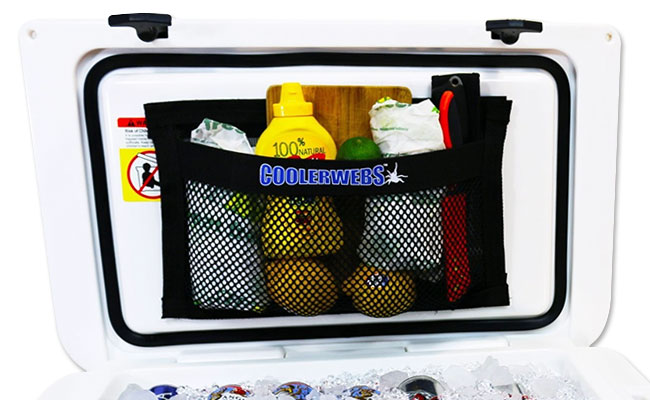 Cooler Web Storage Bags