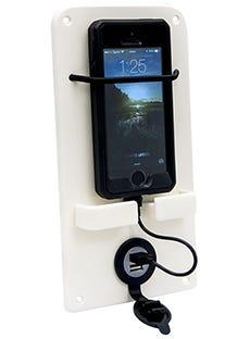 Dash Mount Phone Holder/Charger