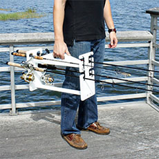 Grab and Go Rod Carrier