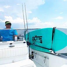 Rod Holder Mounting Paddle Board Holder