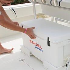Universal Cooler Slide